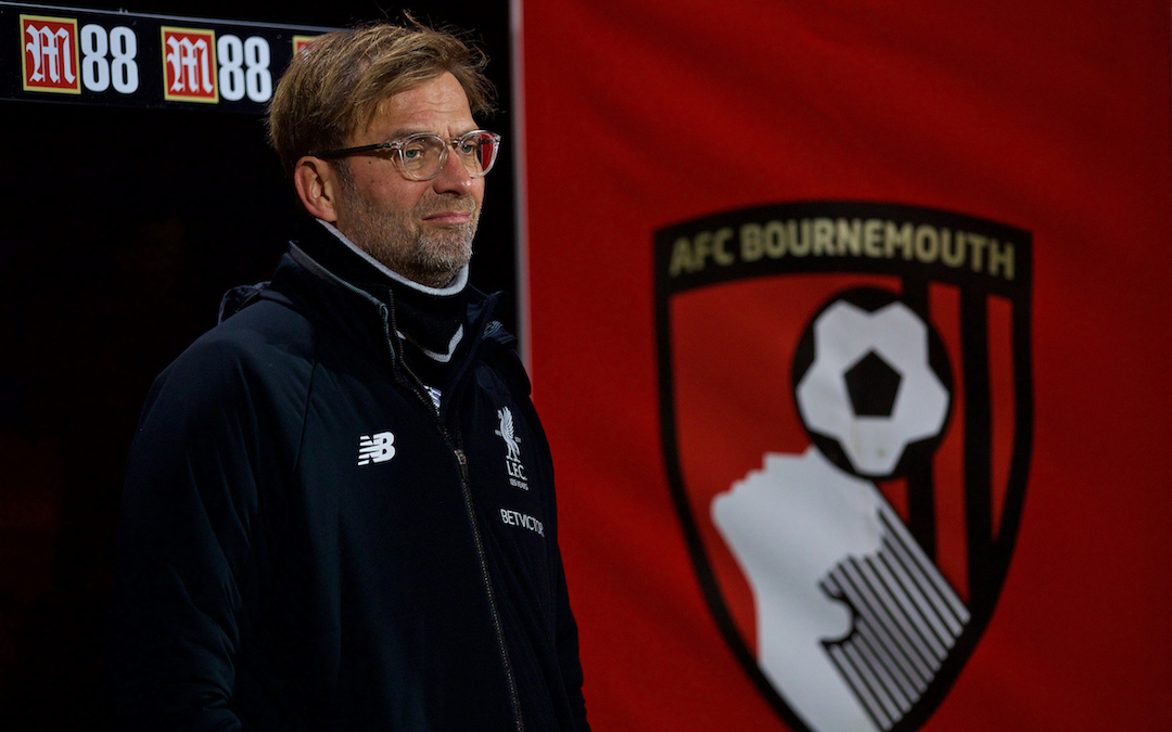 Bournemouth v Liverpool: The Big Match Preview