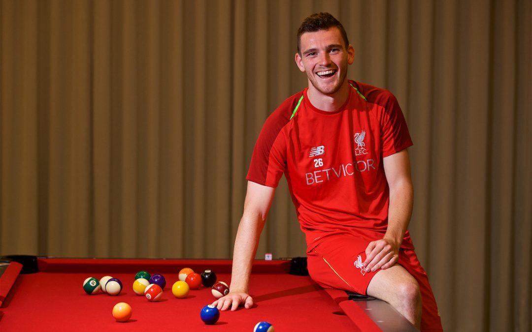 Liverpool Sign Andy Robertson: Jackie McNamara On The New Boy