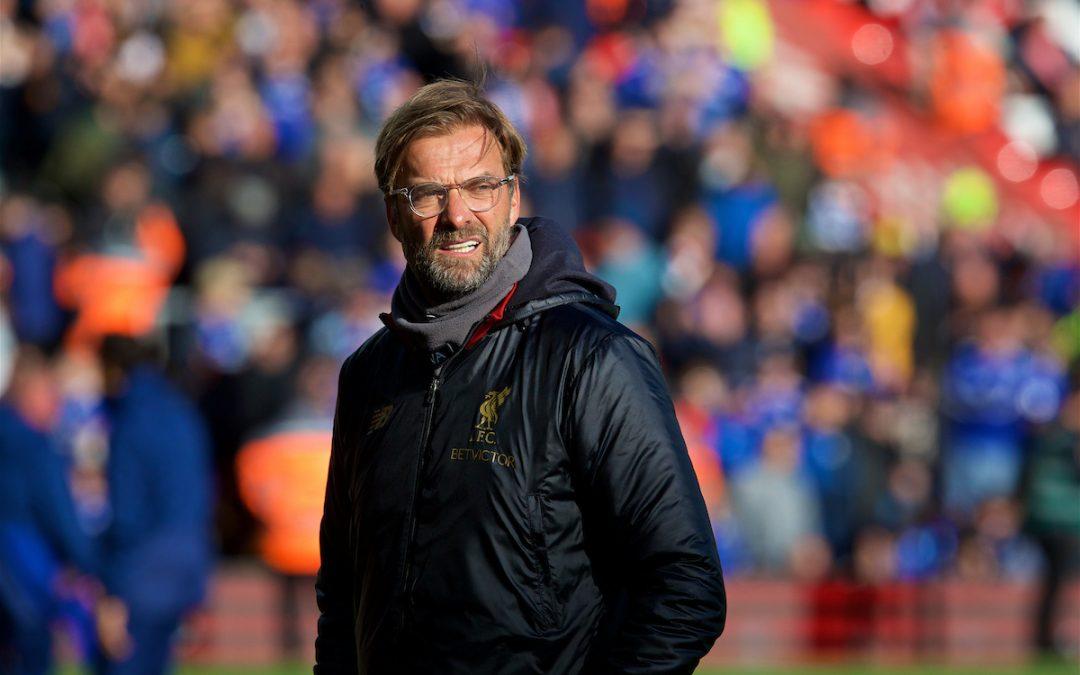 Liverpool v Manchester United – The Team Talk