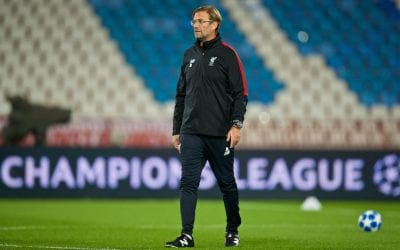 Liverpool v Napoli: The Champions League Preview