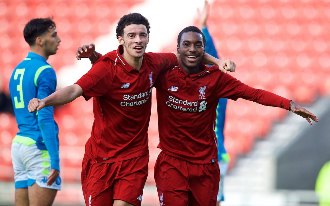 One For The Future: Mixed Bag For Young Reds