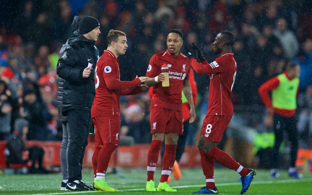 Super Subs A Sign Of How Far Liverpool Have Come Under Klopp