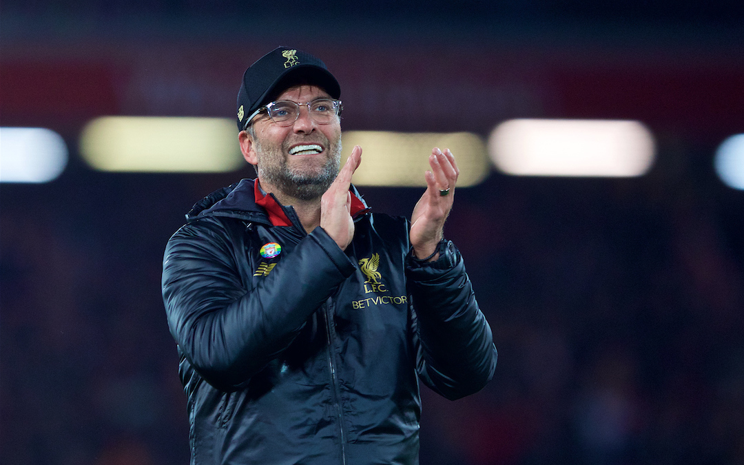 Assessing The Overreaction To Klopp's Derby Day Celebrations