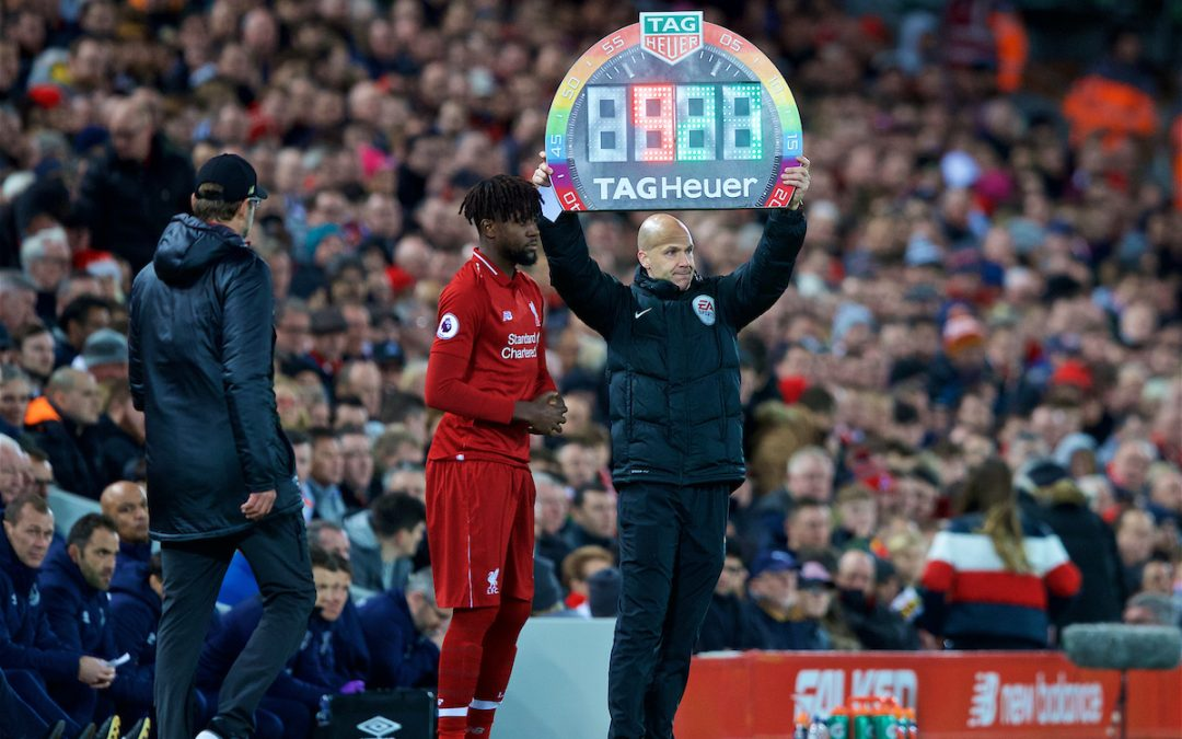 Liverpool 1 Everton 0: The Match Ratings