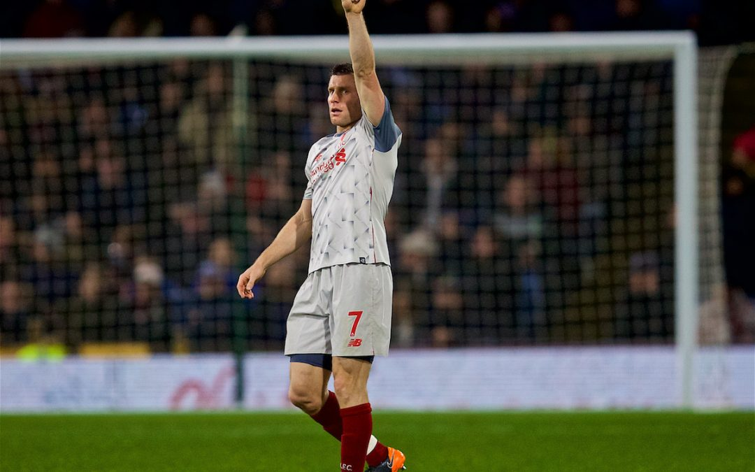 Burnley 1 Liverpool 3: The Match Ratings