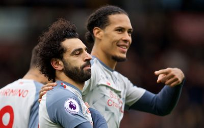 Bournemouth 0 Liverpool 4: Match Ratings