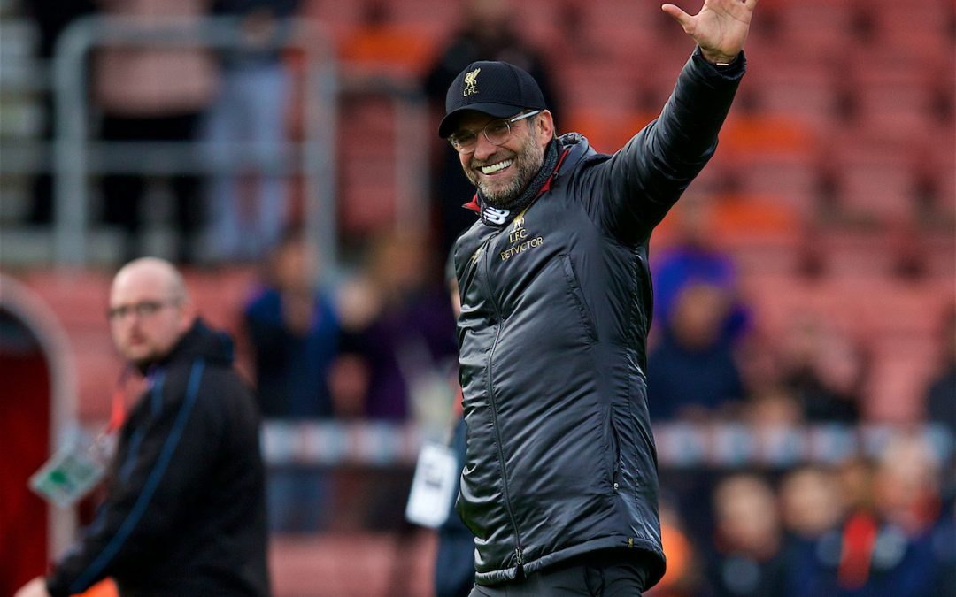 Bournemouth 0 Liverpool 4: Match Review