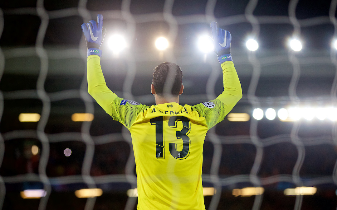 Alisson Becker's Ability To Win Liverpool Points Justifies His Price Tag