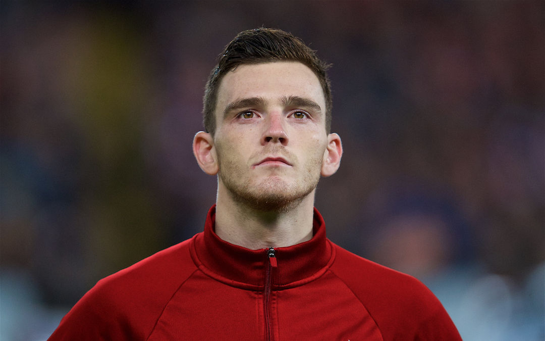 Andy Robertson: Liverpool's Man Of The People