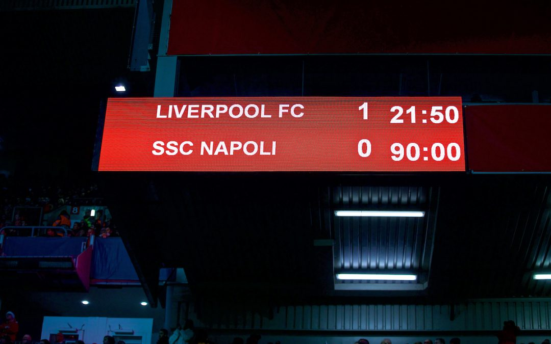 Liverpool 1 Napoli 0: The Review