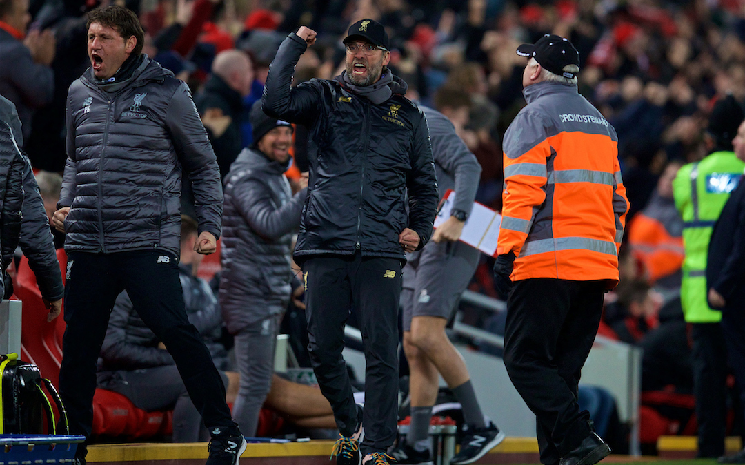Liverpool's Patient Approach Another Sign Of Their Title Credentials