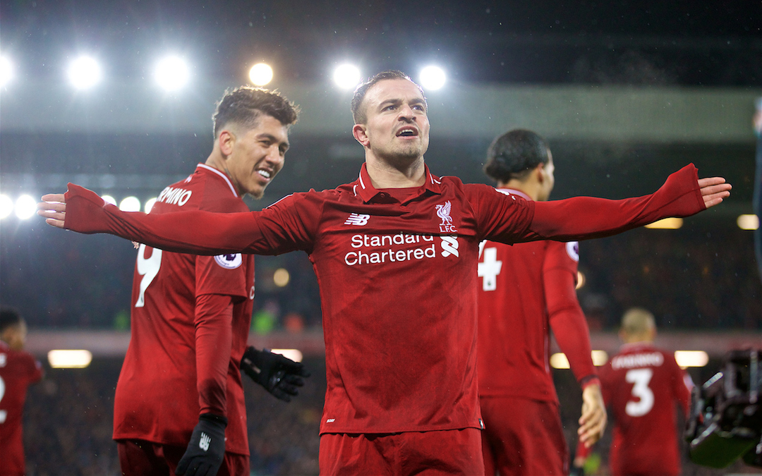Liverpool 3 Manchester United 1: The Match Ratings