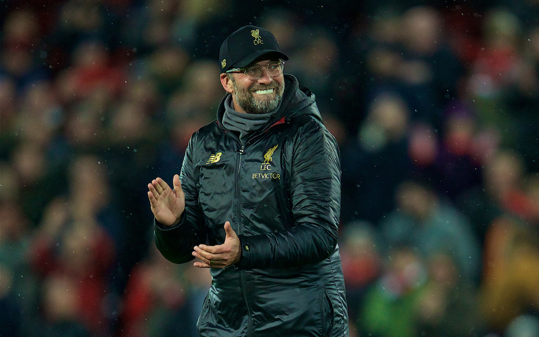 Why Liverpool Won't Let Their Record-Breaking Start Suffocate Them