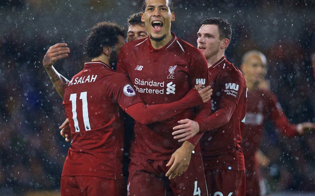 Wolverhampton Wanderers 0 Liverpool 2: The Post Match Show
