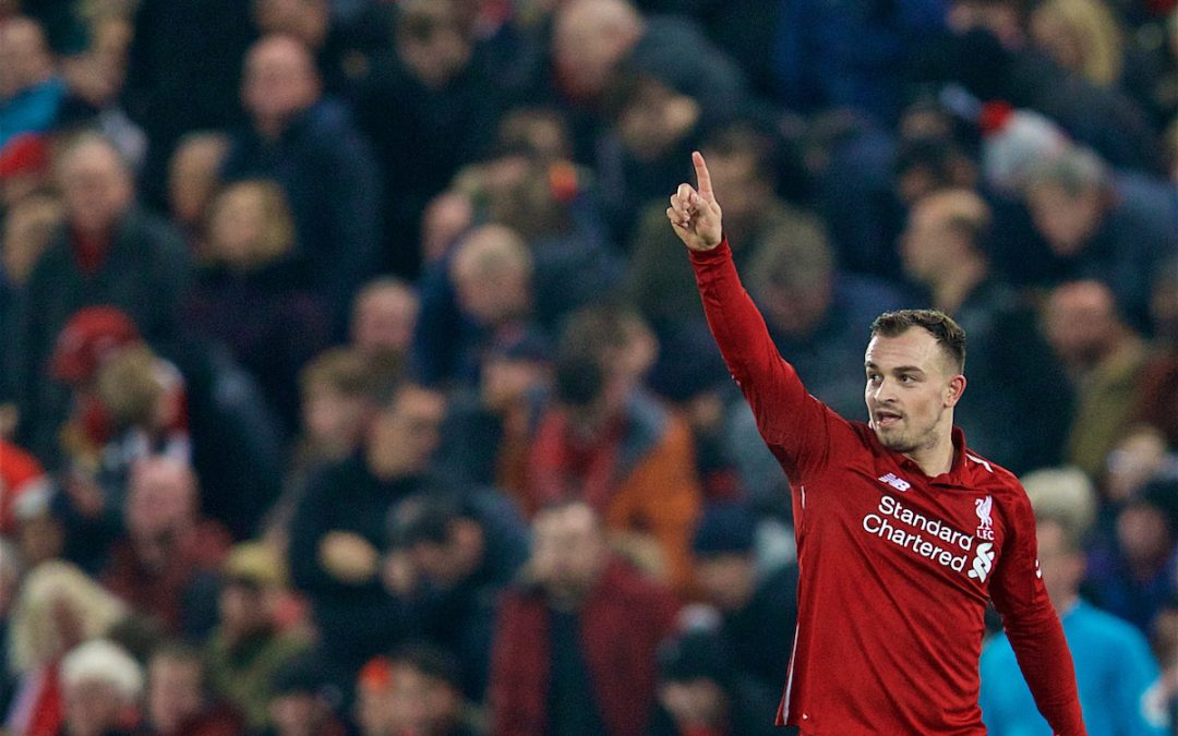 Liverpool 4 Newcastle United 0: The Match Ratings