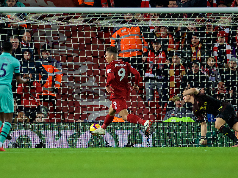 The Anfield Wrap: Rampant Reds Ratchet Up The Pressure On Rivals
