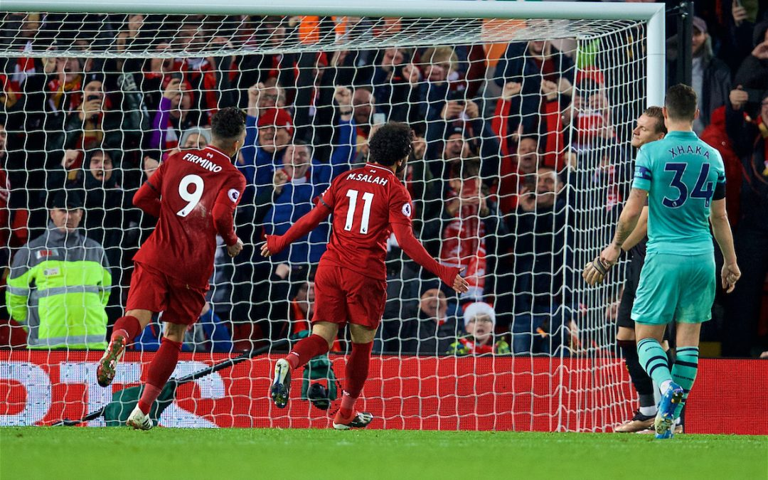 Liverpool 5 Arsenal 1: The Match Ratings