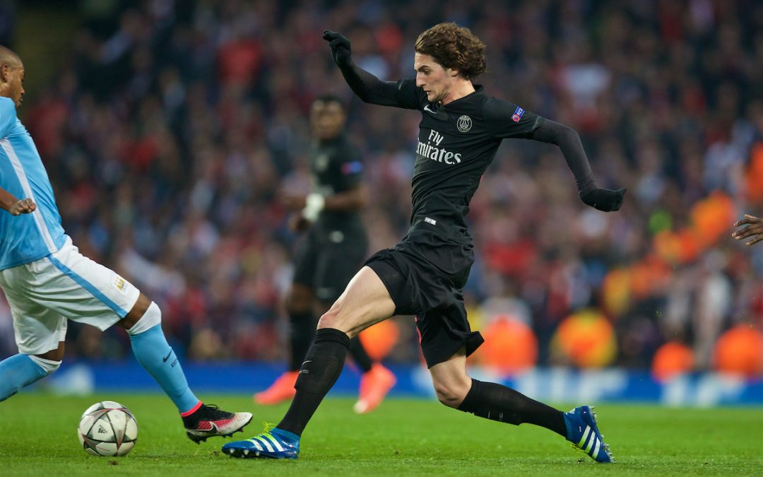 The Gutter: Liverpool Back On Red Alert For Rabiot?