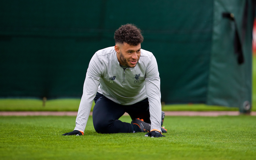Alex Oxlade-Chamberlain's Comeback And What It Could Mean For Naby Keita