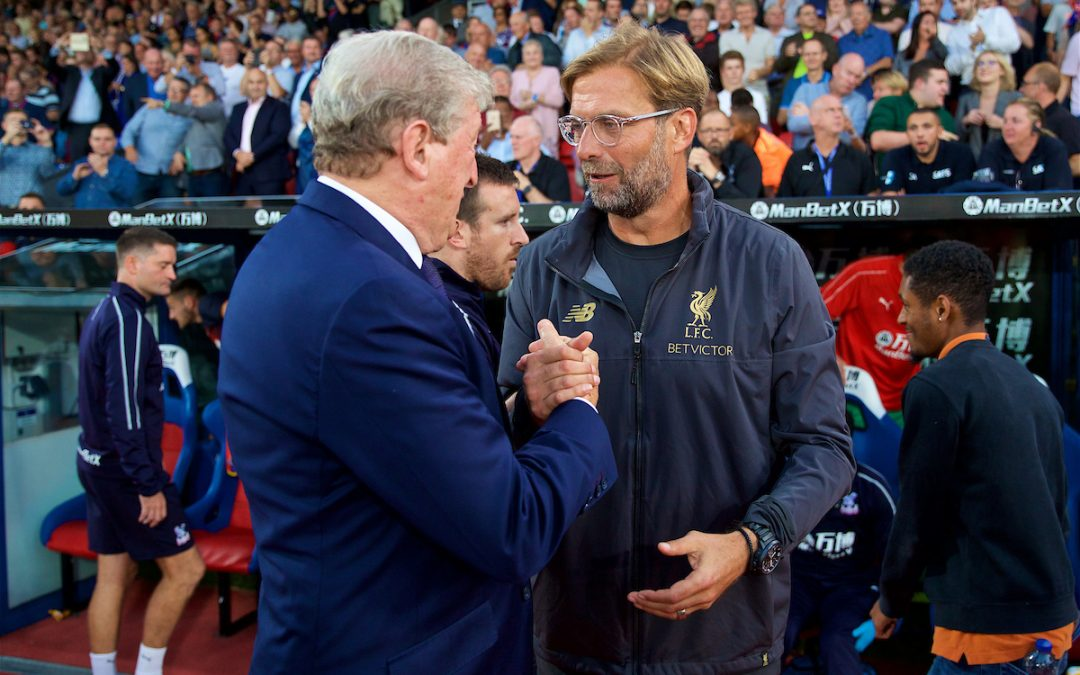 Liverpool v Crystal Palace: The Team Talk