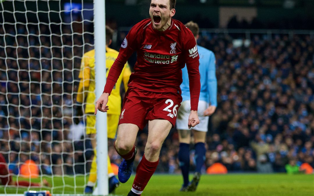 TAW Special: Andy Robertson Contract Reaction