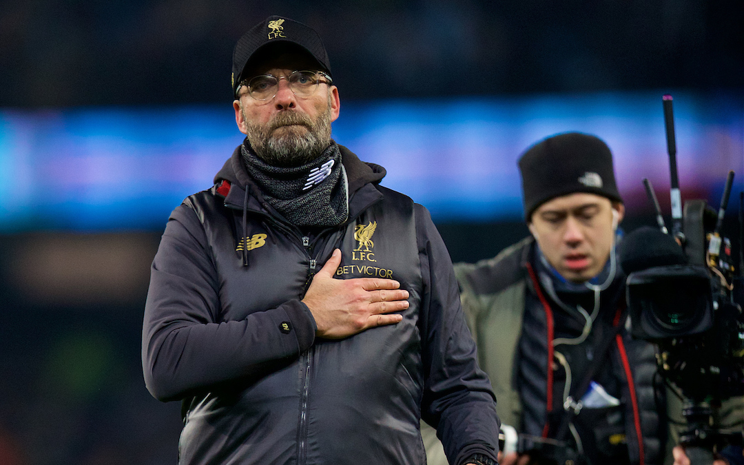 Liverpool v Man City: The Role Television Could Play In The Title Race