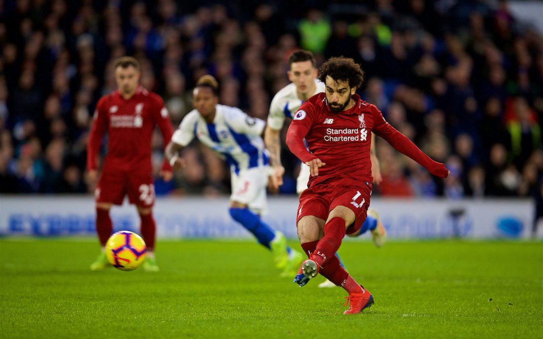 Liverpool's Record Against 'The Rest' Bodes Well For Their Title Chances