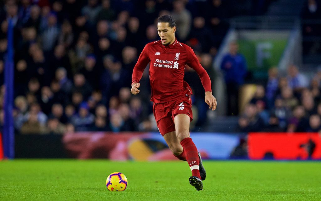 Virgil Van Dijk: The Leader Of Liverpool's Record-Breaking Defence