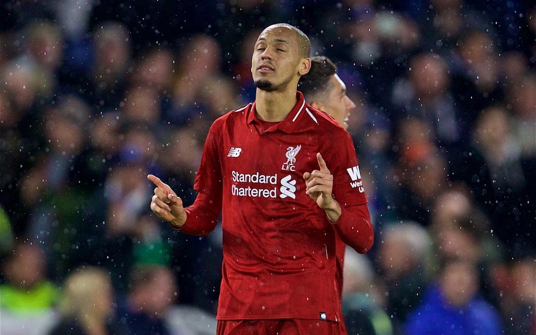 How Fabinho's Character Helped Him Kickstart His Liverpool Career