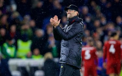 How Klopp's Shankly-Inspired Recipe For Success Is Serving Liverpool Well