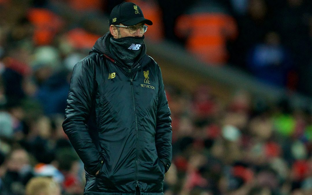 Liverpool 1 Leicester 1: The Review
