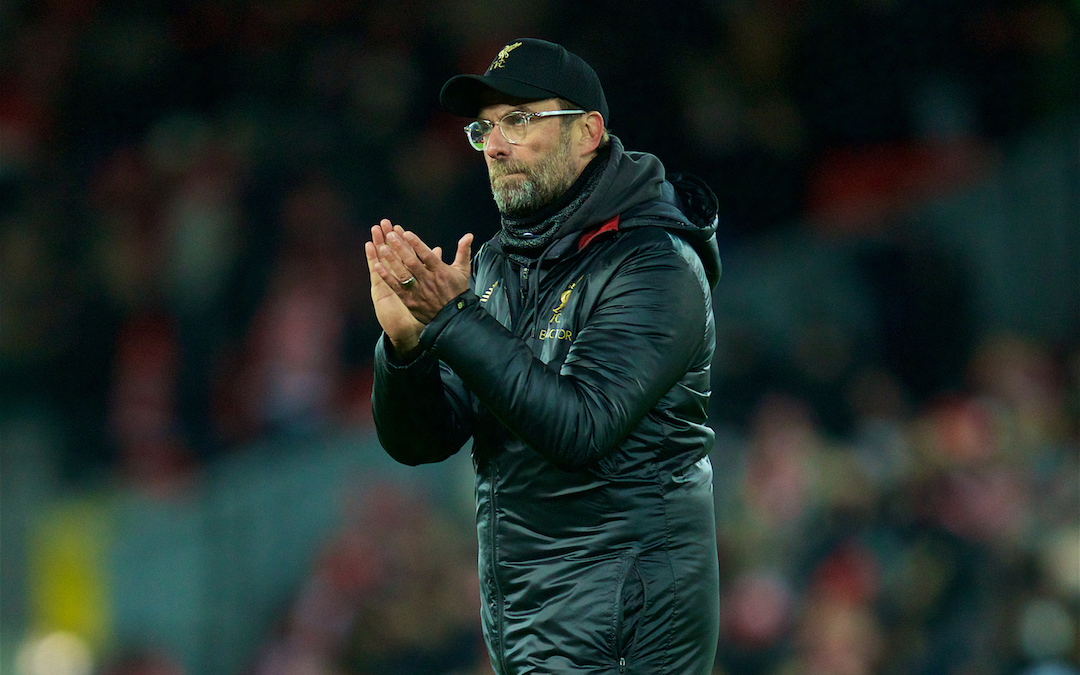 Why Liverpool's Draw With Leicester Wasn't This Week's Big Shock