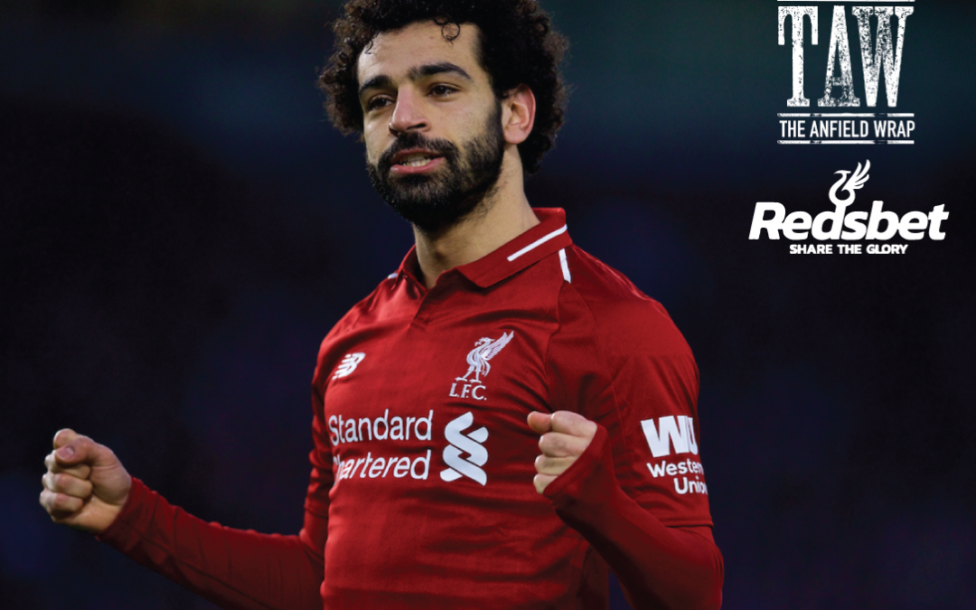 The Anfield Wrap: More Salah Magic Keeps Liverpool Clear At The Top