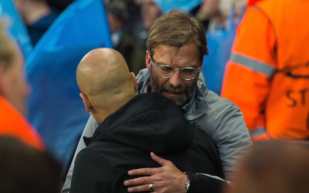 Manchester City v Liverpool: The Team Talk