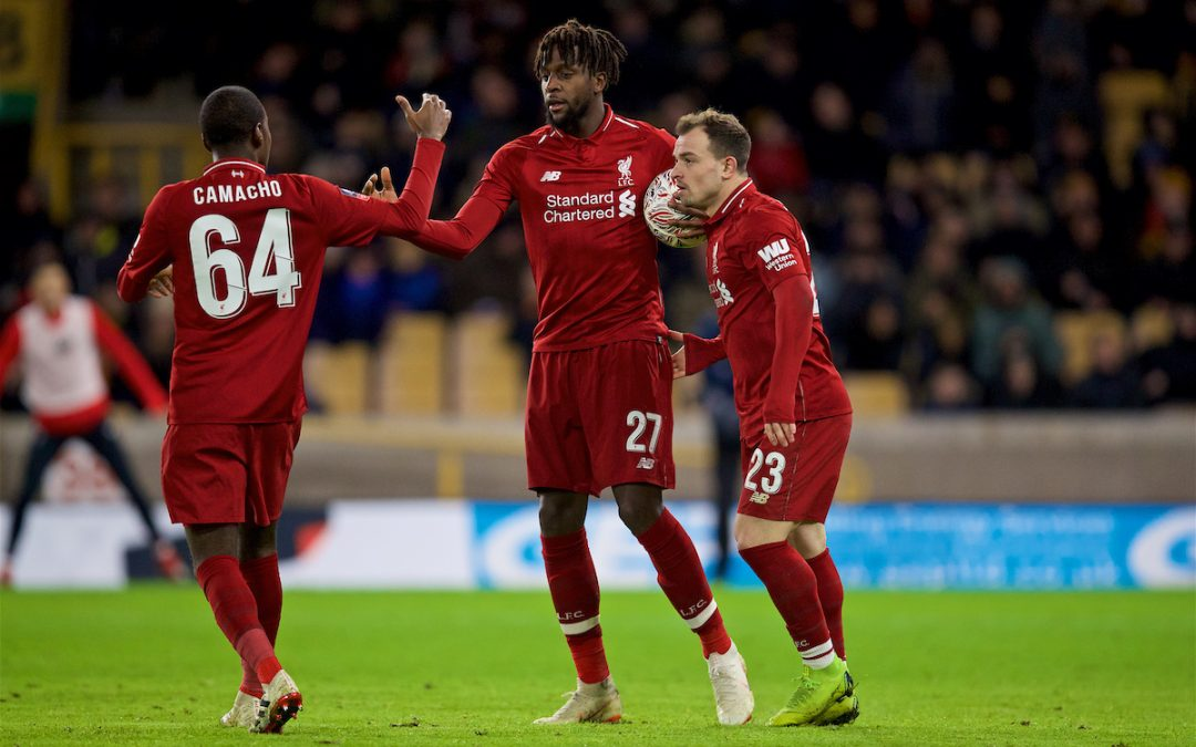 Wolves 2 Liverpool 1: The Match Review