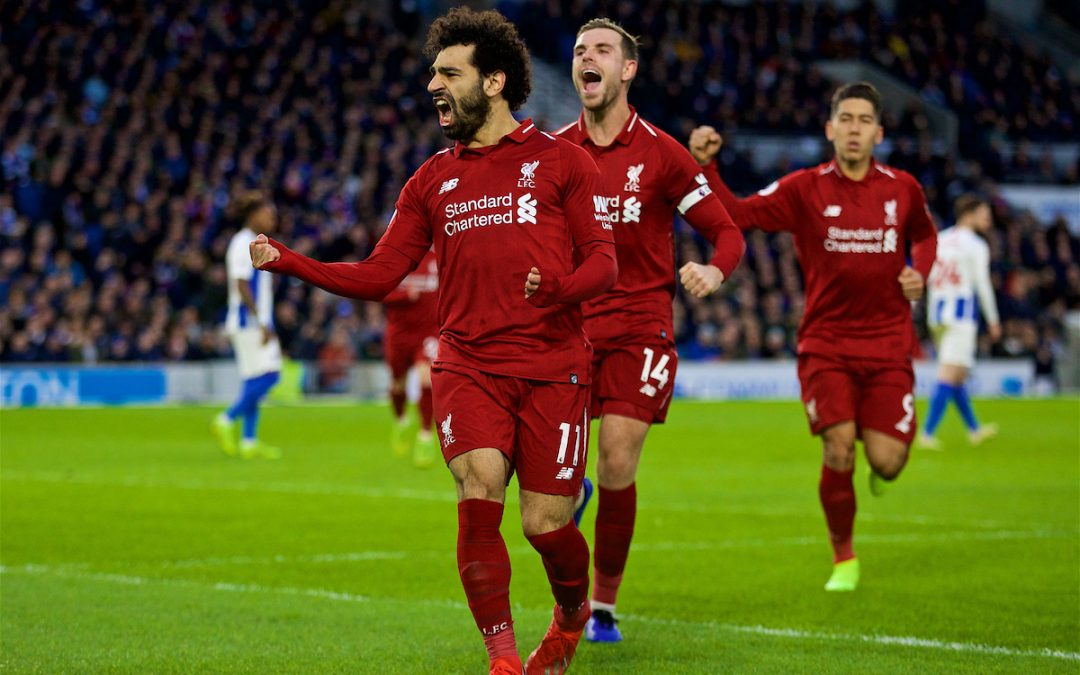 Brighton & Hove Albion 0 Liverpool 1: The Post Match Show