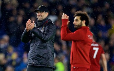 Brighton & Hove Albion 0 Liverpool 1: The Match Review