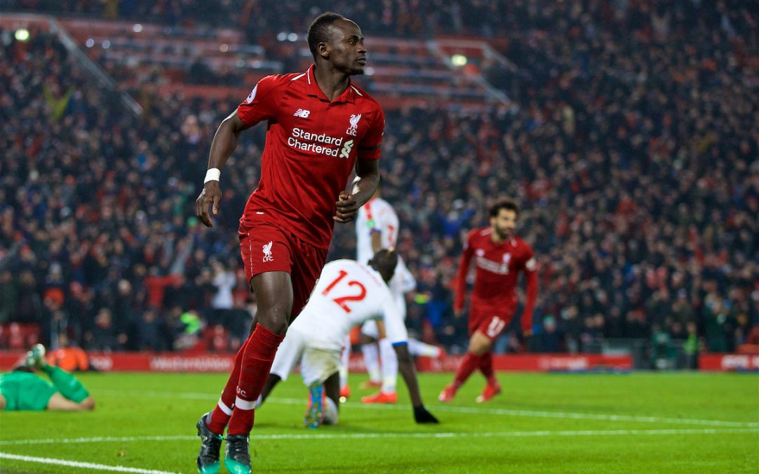 Liverpool 4 Crystal Palace 3: The Match Ratings