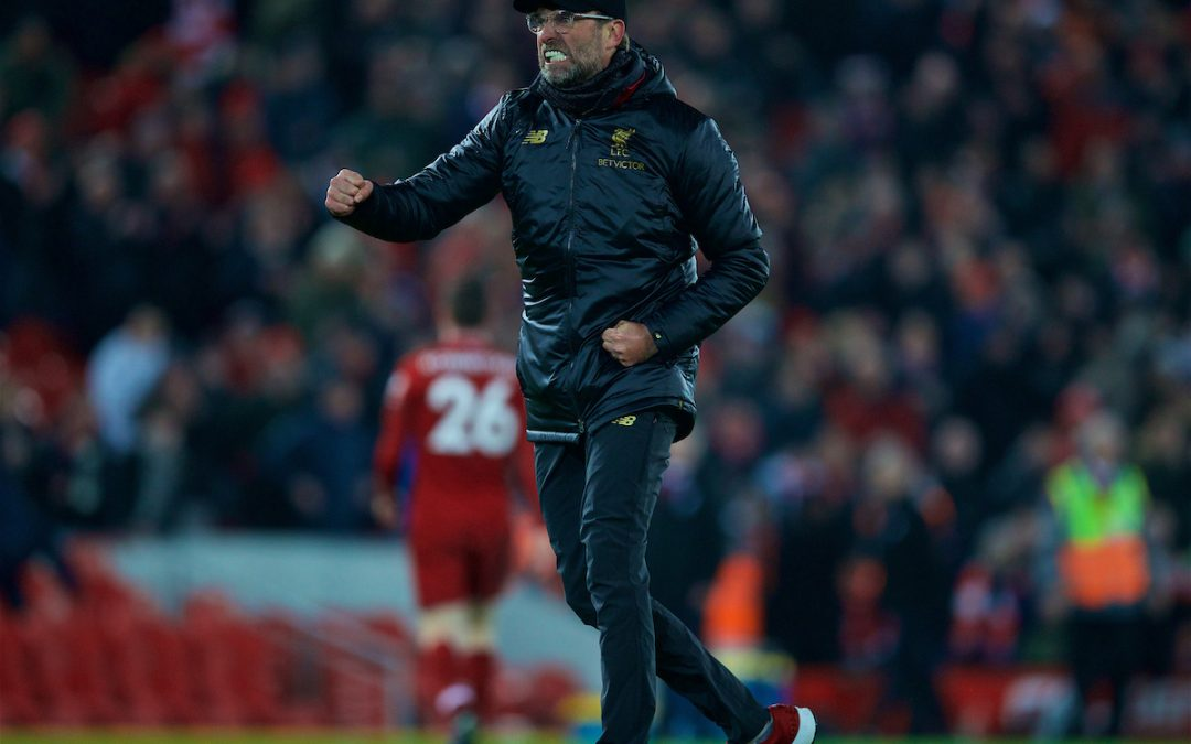 Liverpool 4 Crystal Palace 3: The Match Review