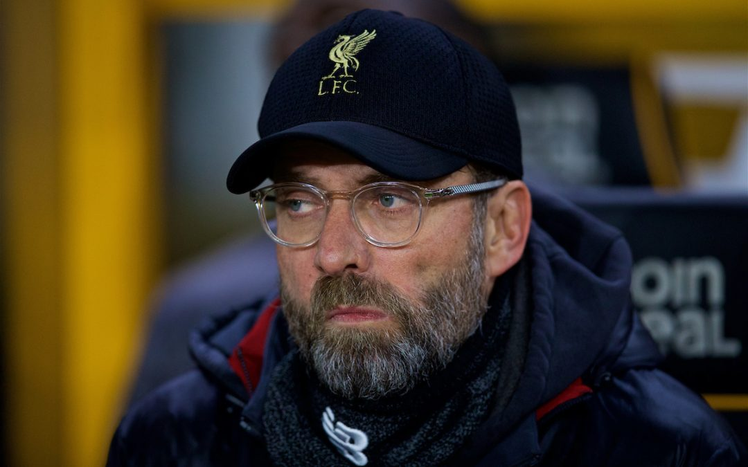 Why Liverpool Have No Need To Panic Despite Slow Start To 2019