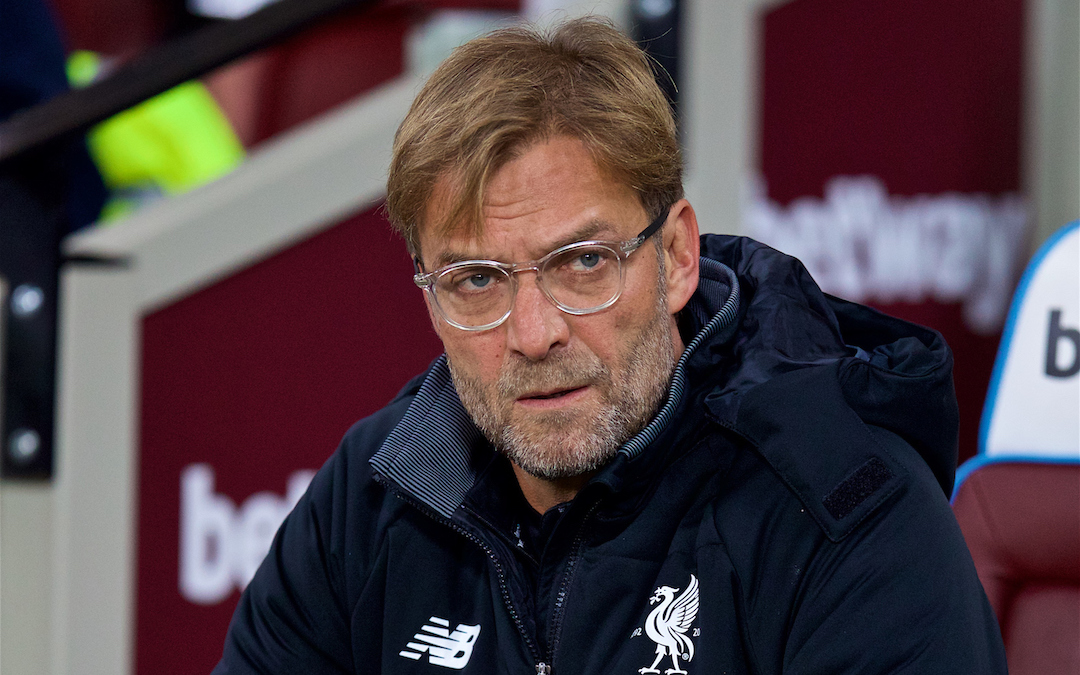 West Ham United v Liverpool: The Big Match Preview