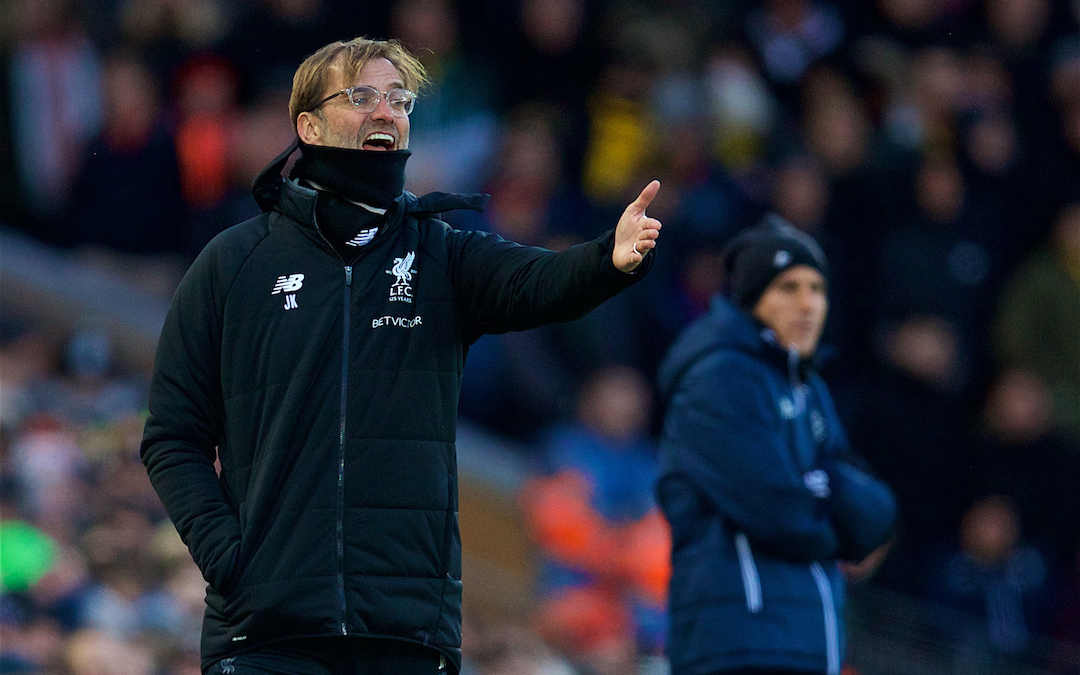 Liverpool v Watford: The Big Match Preview