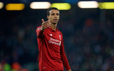 How Joel Matip Can Make Sure He's On The Right Side Of History