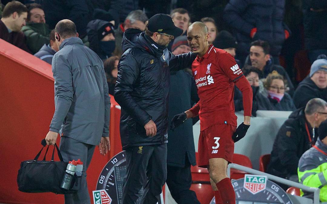 Why Squads Can't Be Limitless And Liverpool Are Finding Out The Hard Way