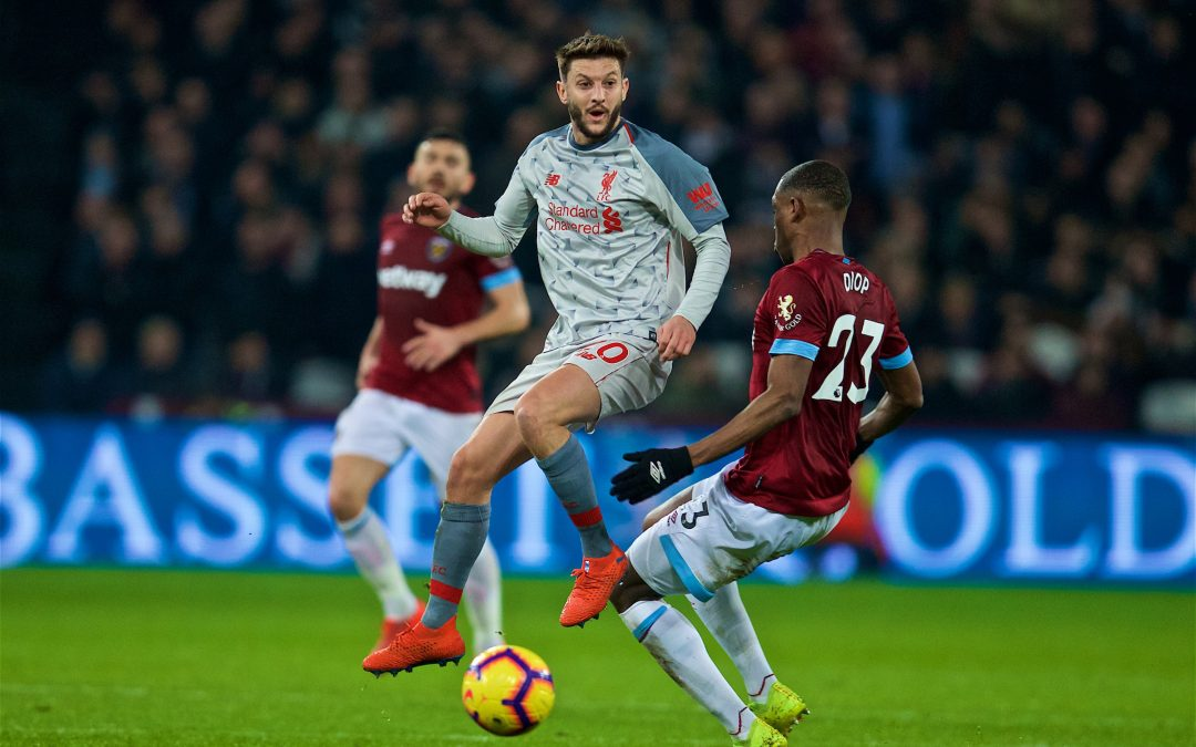 The Anfield Wrap: Liverpool Held By The Hammers