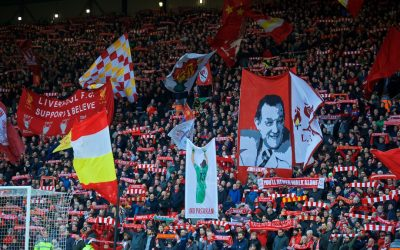 Anfield's Show Of Support Sets Standard For Season Finale