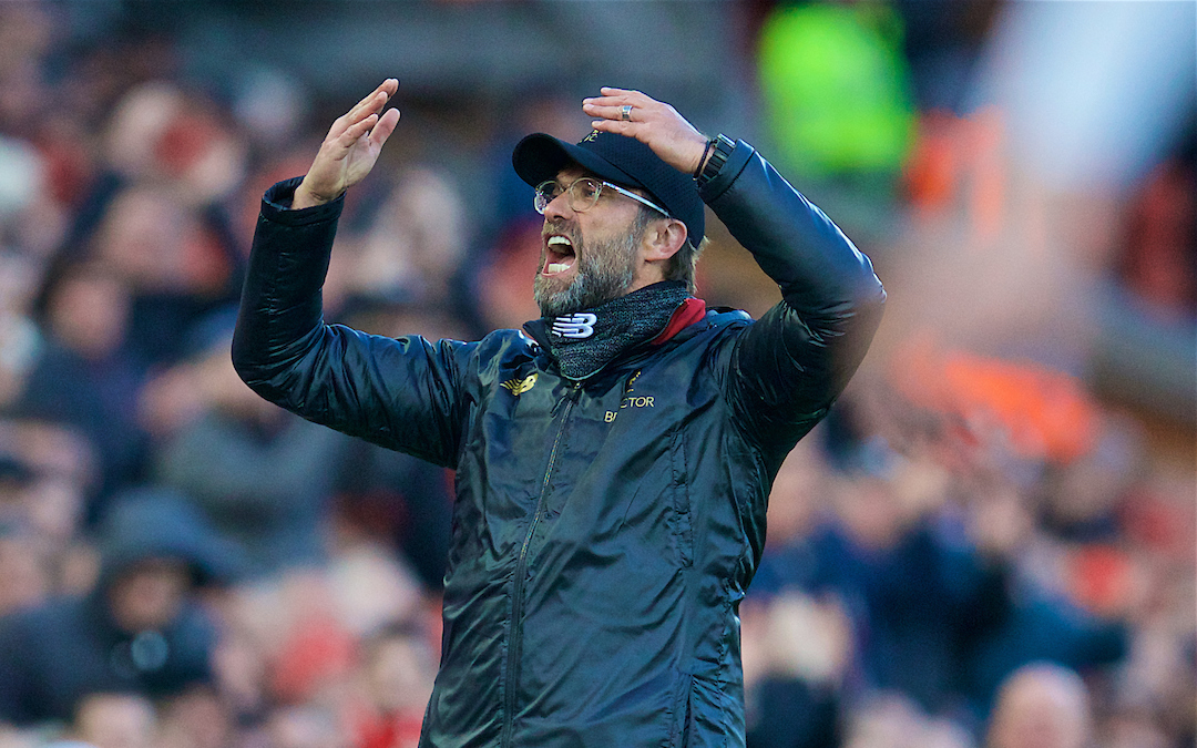 Why Liverpool Must Forget The Past And Rediscover Their Hunger