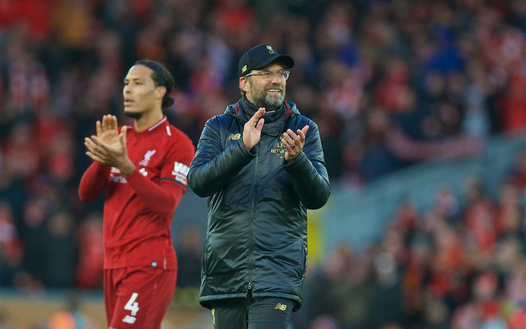 Liverpool 3 Bournemouth 0: The Review