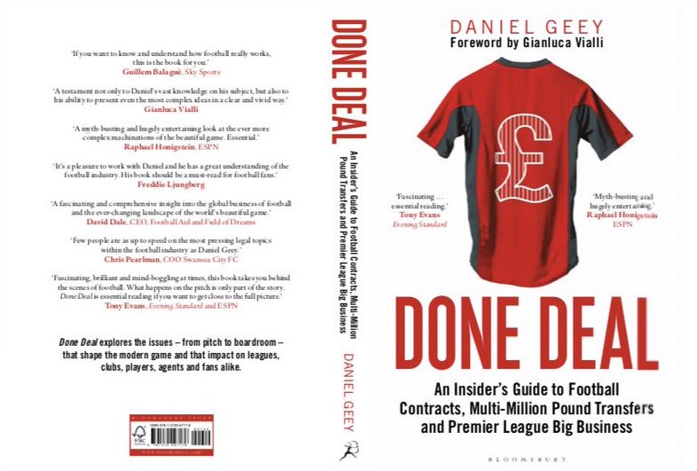 TAW Special: 'Done Deal'- Neil Atkinson Talks To Daniel Geey About His New Book