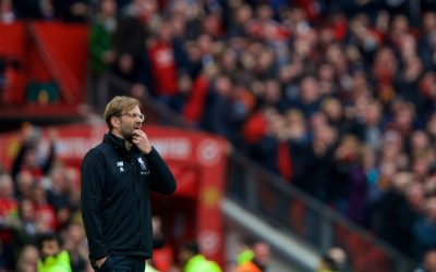 Liverpool Can Show How Far They've Come Against Manchester United